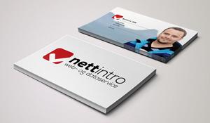 Grafisk profil – Nettintro