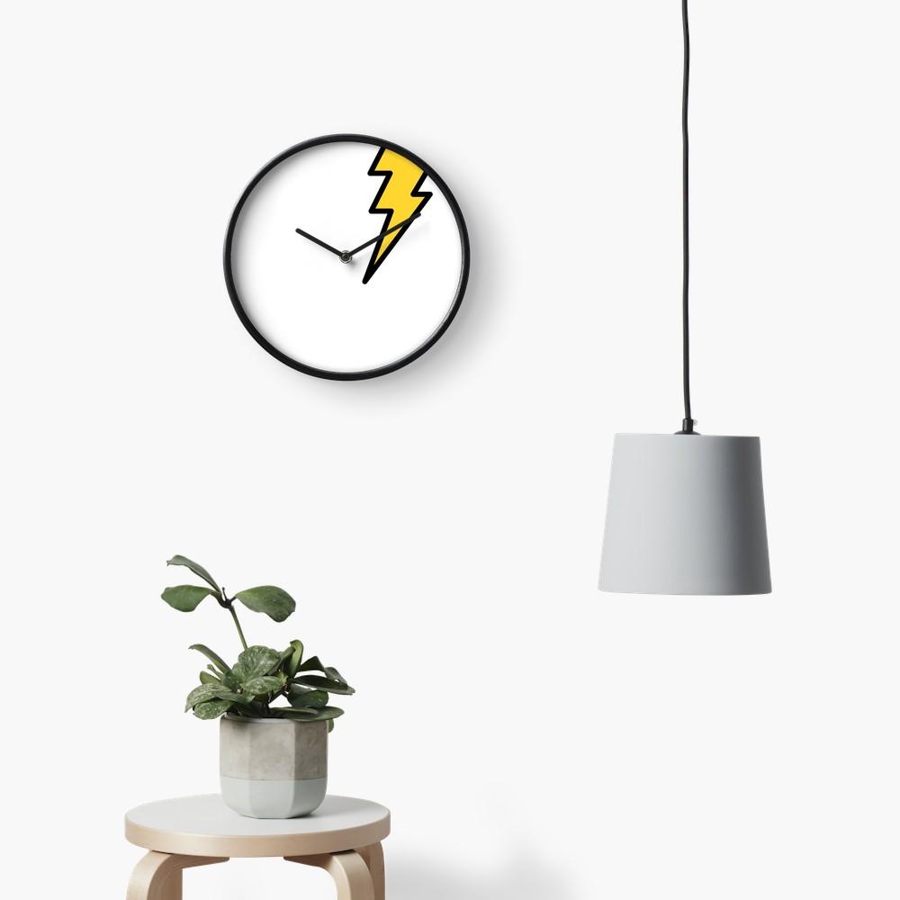 Bolt clock